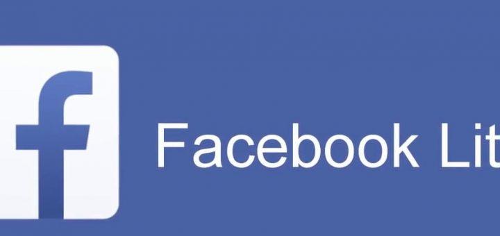 Facebook Lite Official Logo