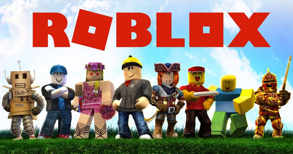 Roblox Official Logo