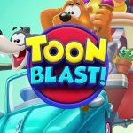 Toon Blast Official Logo