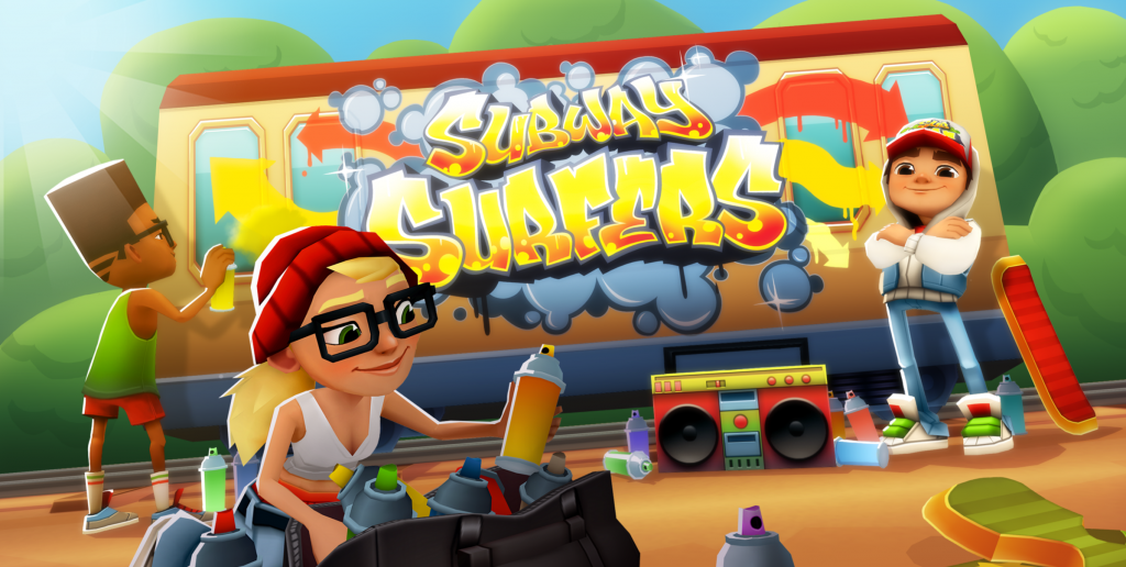 Subway Surfers Official Logo
