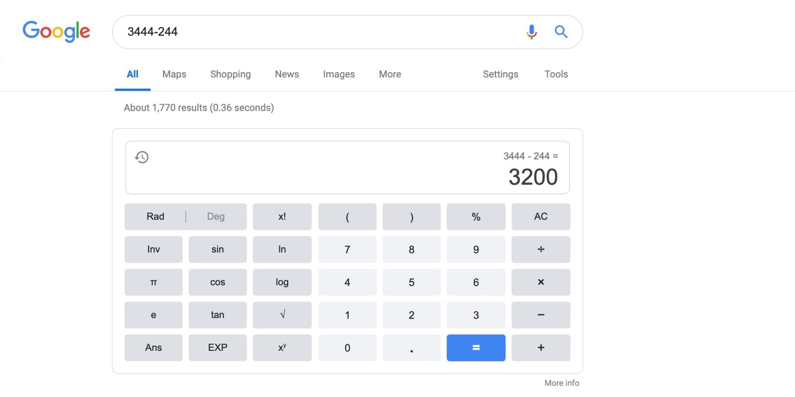 Google-calculator-Material-Theme jpg | Chrome Geek