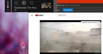 Microsoft Edge, Google Chrome Showing YouTube Thumbnails in