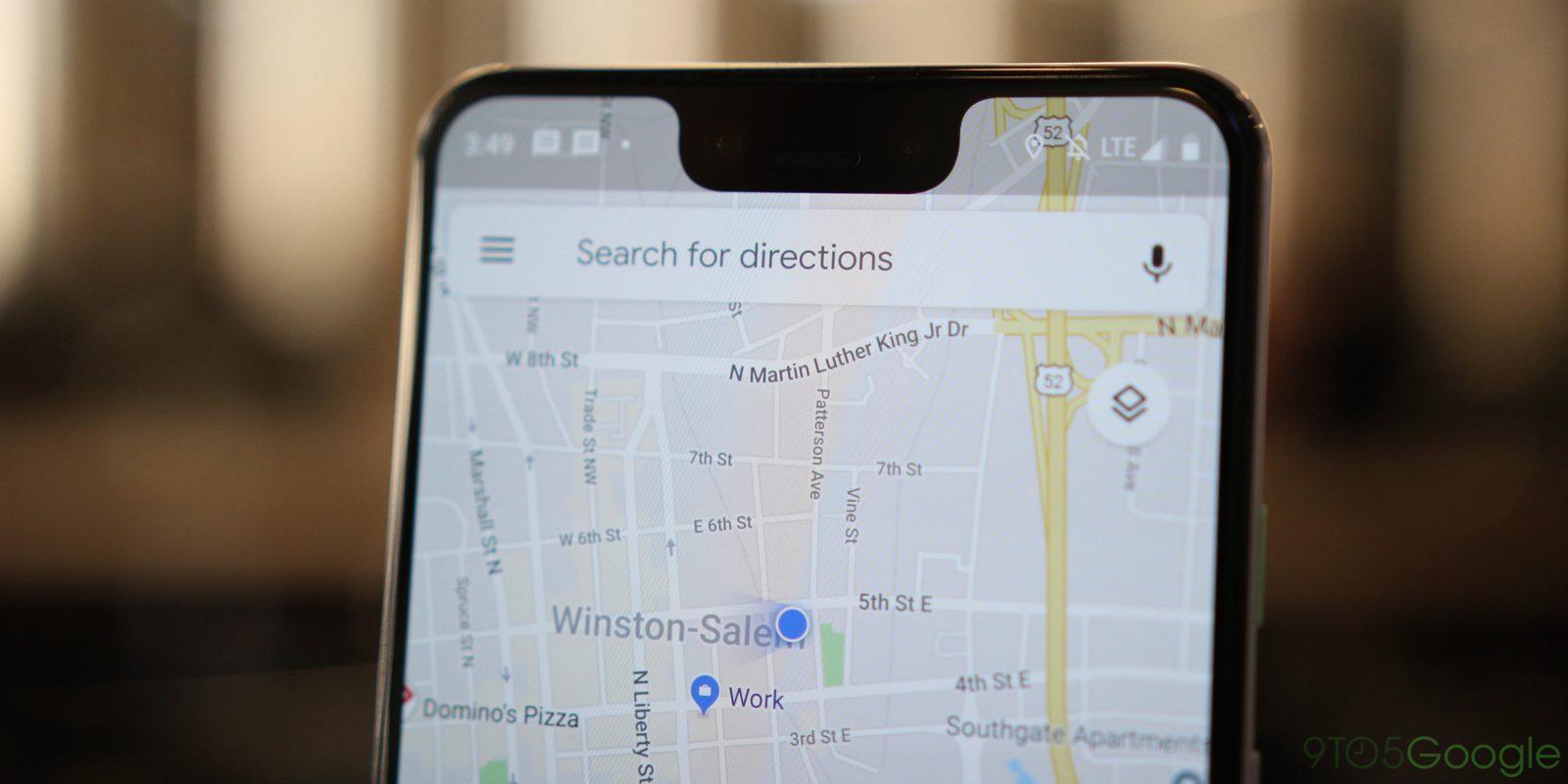 Does Google Maps Talk on