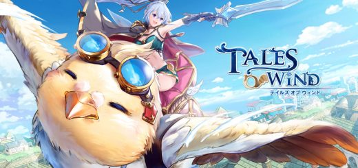 Tales of Wind Official Logo