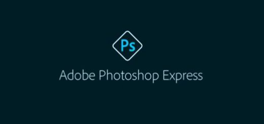 Adobe Photoshop Express Wide logo