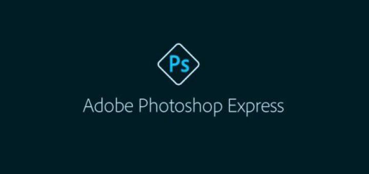 Adobe Photoshop Express Wide logo
