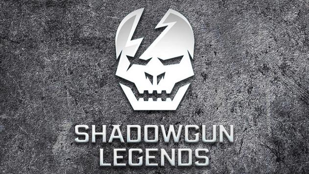 Shadowgun Legends Official Logo