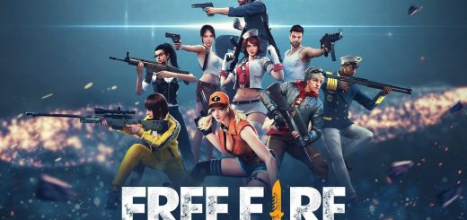 Garena Free Fire Official Logo