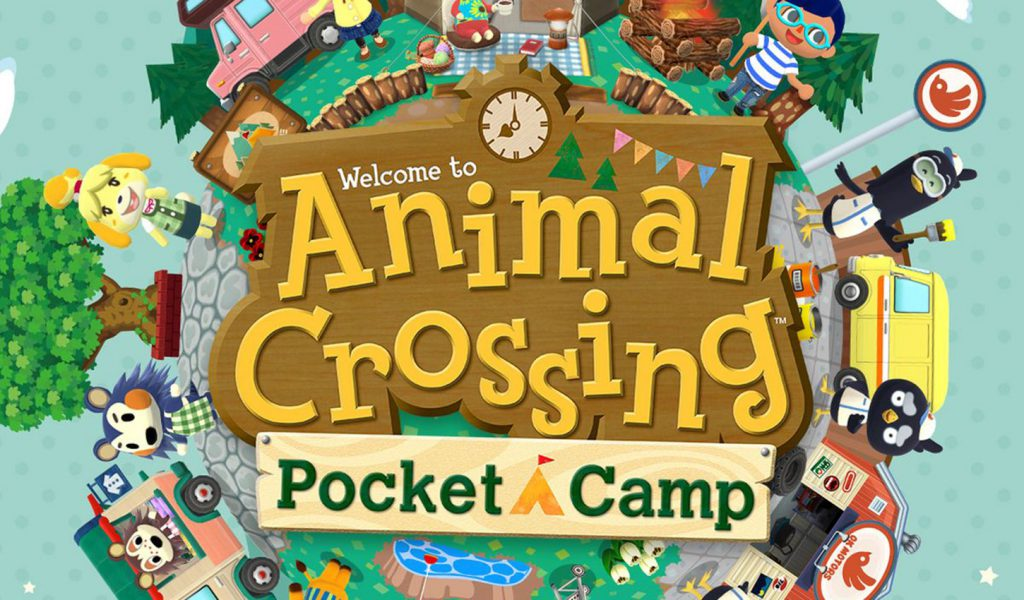 Animal Crossing Pocket Camp Official Logo