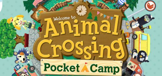 Animal Crossing Pocket Camp Official Logo