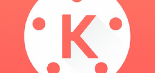 KineMaster Official Logo