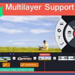 KineMaster Multilayer Feature