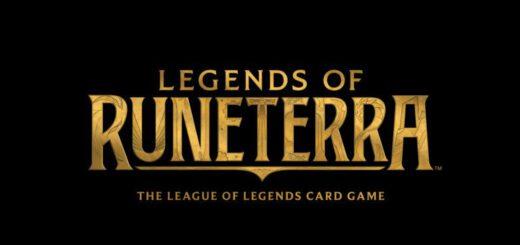 Legends of Runeterra Official logo