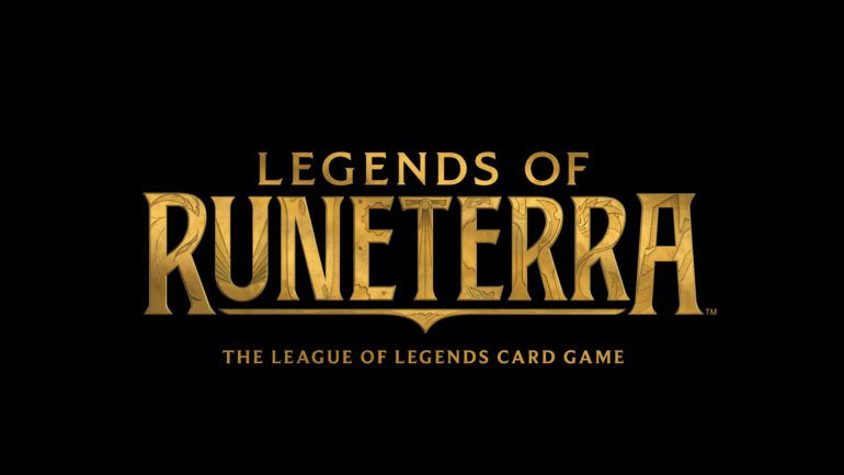 Legends of Runeterra Official logo