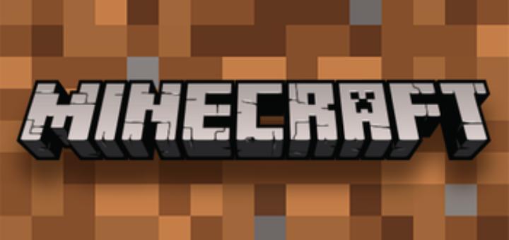 Minecraft official logo