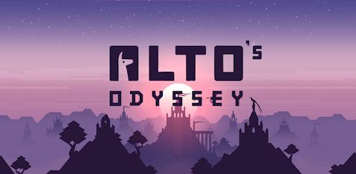 Alto's Odyssey Official Logo