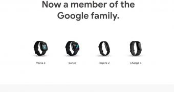 Google Begins Selling Fitbit Smartwatches