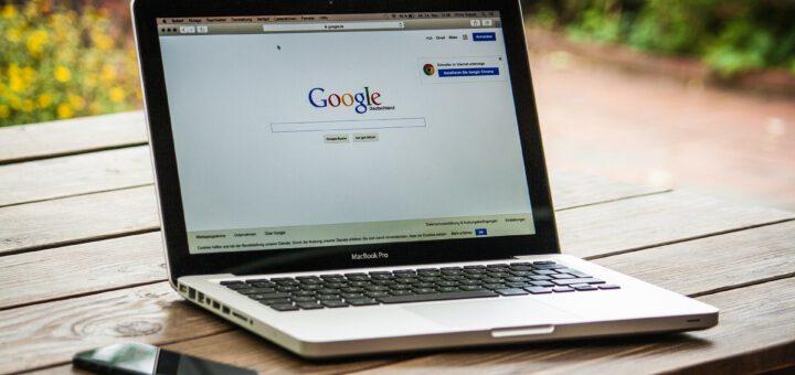 Chrome on Macbook pro
