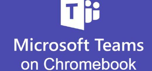 Microsoft Teams on Chromebook