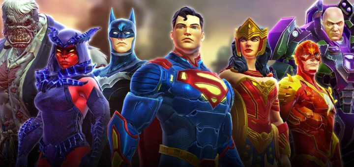 DC Legends game logo